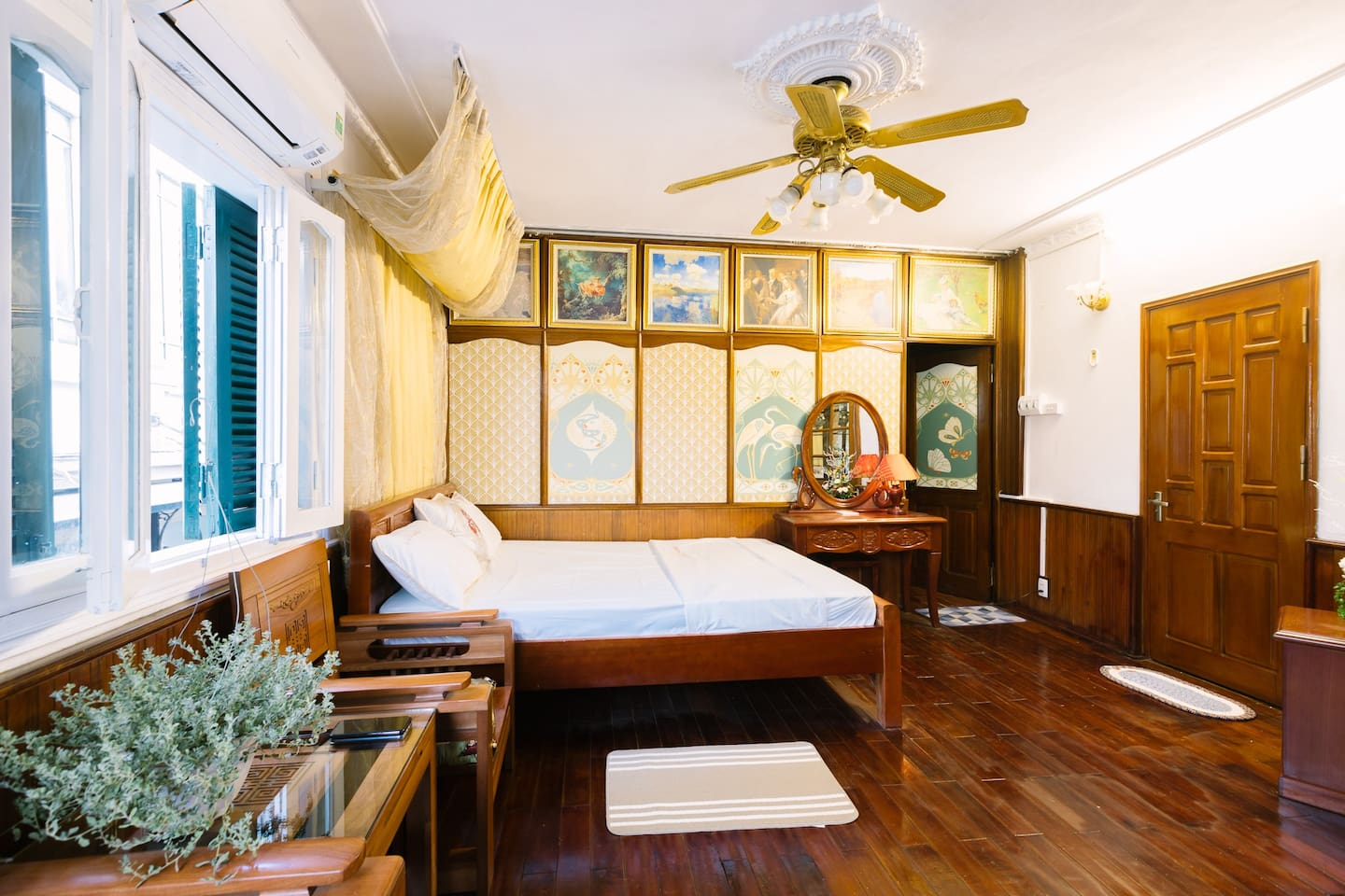 Classic design with all facilities equipped