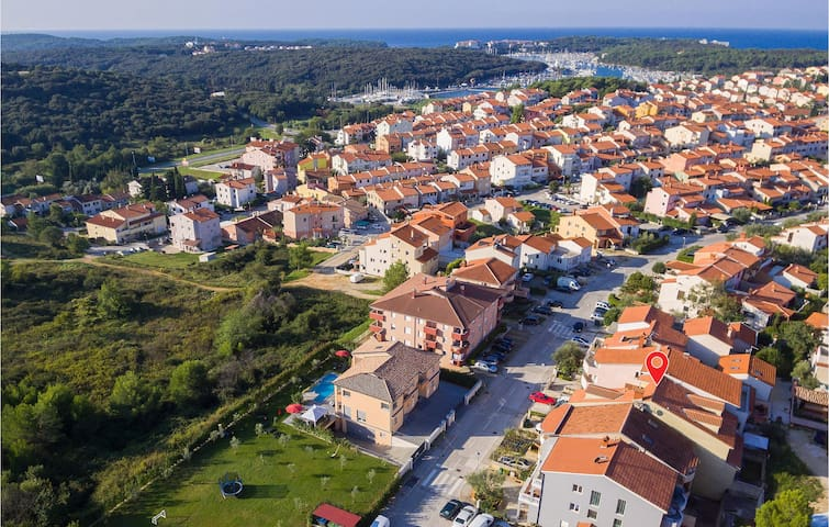 Holiday apartment with 3 bedrooms on 92m² in Pula