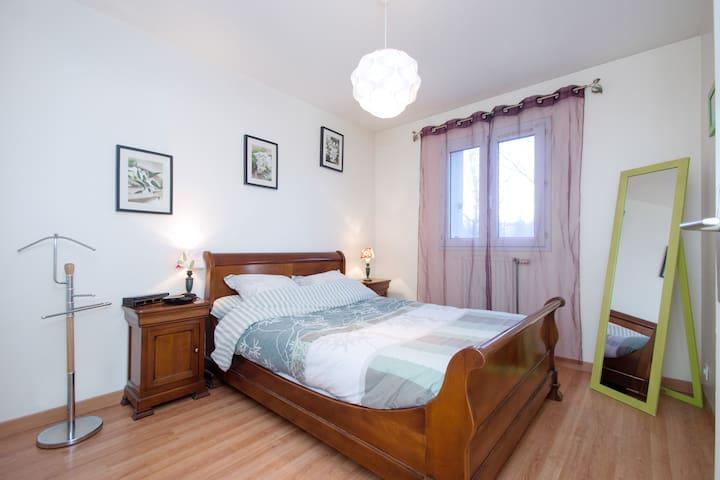 Appartement dans quartier calme bien desservi - Rennes - Departamento