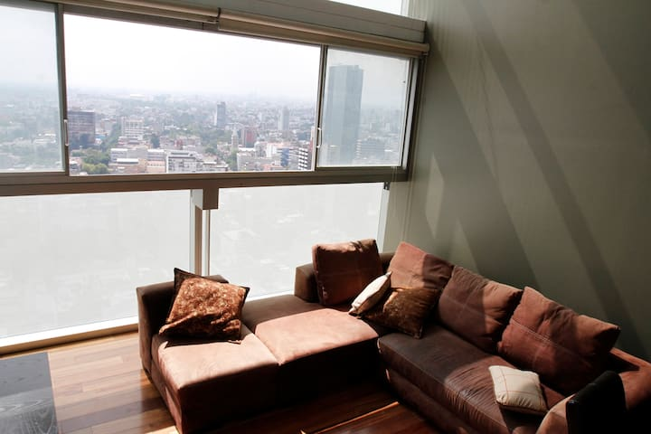 Apartment Reforma 222 - Mexiko-Stadt