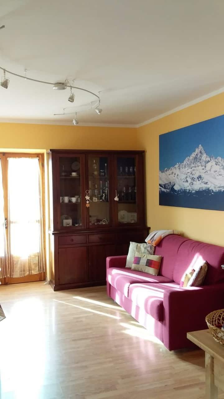 Appartamento in totale relax
