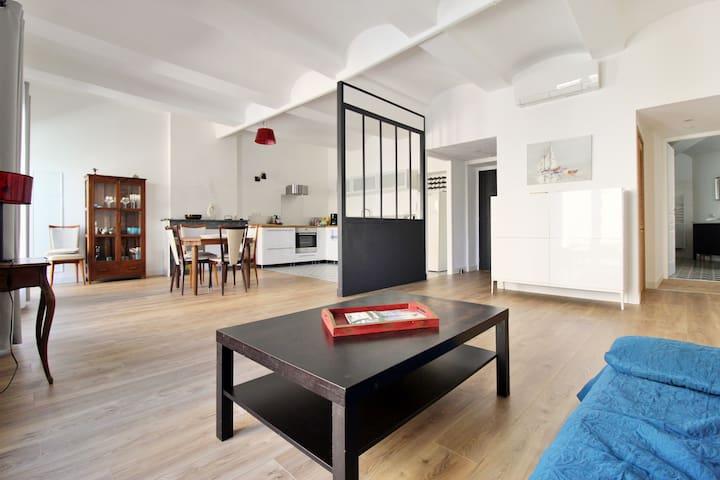 Appartement en cœur de ville
