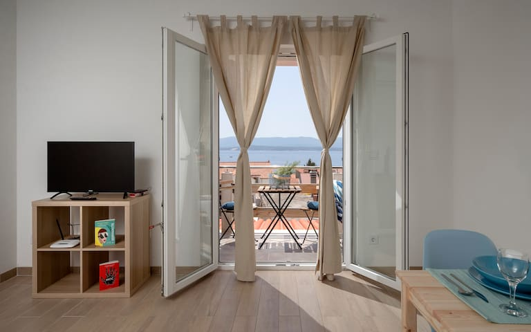 2BR for 6✶balcony sea view✶concierge✶transfer