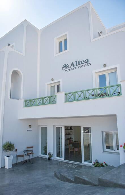 Altea Apartments