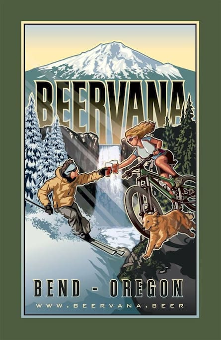 During your stay, be sure to ask Stan about BEERVANA The Reality Show and BEERVANA The Sitcom. Posters also available for purchase!