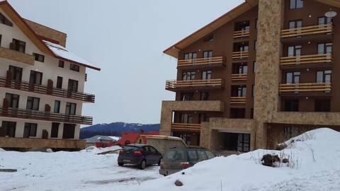 Hotel K2, wonderful two room apartment