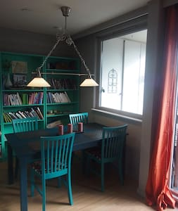 Spacious apartment in relaxed neighborhood - Trondheim - Daire
