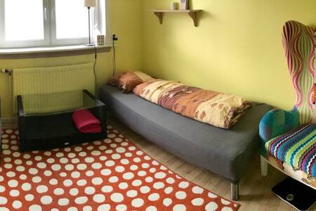 Single room in a family house Klaksvik