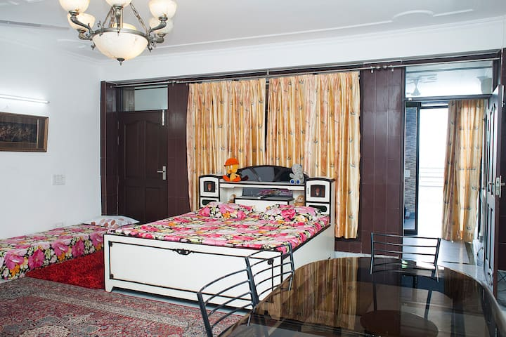 Spíti Penthouse (AirBnB SuperHost) - New Delhi - Appartement