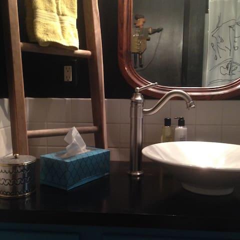 Central Park Suite attached Bath