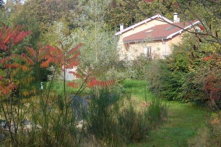 Le Jardin Ombragé - Saint-Paul-d'Izeaux