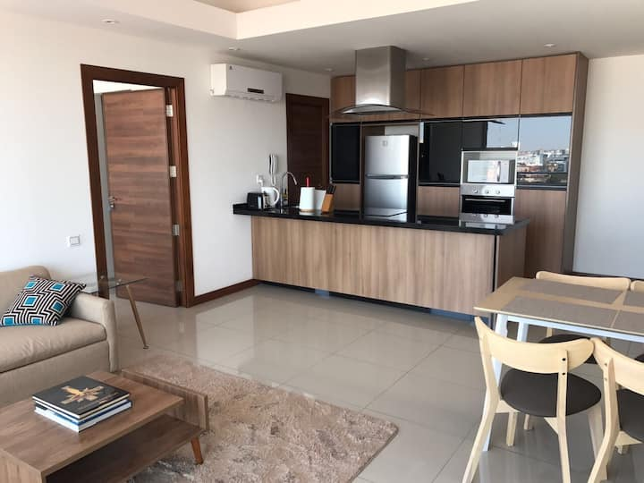 New Luxury One Bedroom Apartment in Equipetrol
