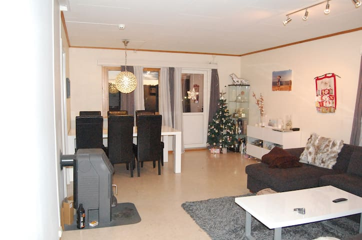 Spacious appartement, 5min from Kunskapsparken - Skedsmo - 公寓