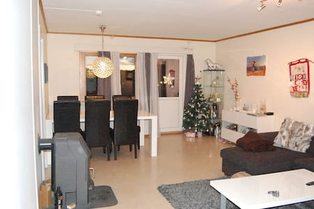 Spacious appartment and free parkin - Skedsmo