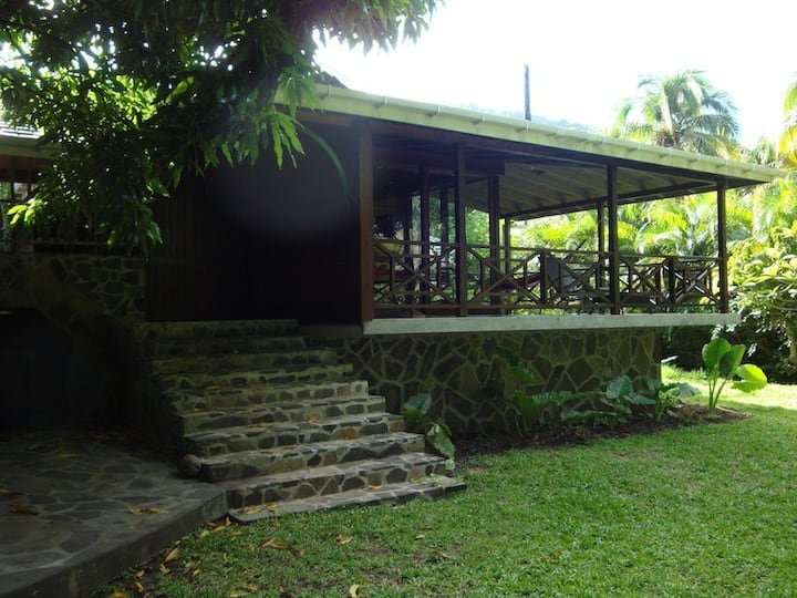 The Stone House, Bequia