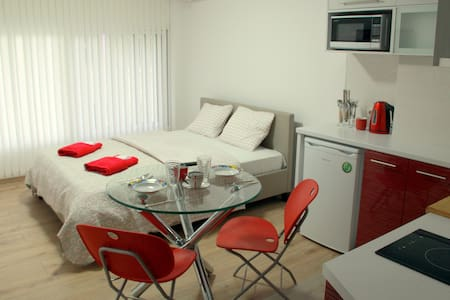 THE NEW STUDIO SUITE NEAR AKROPOLIS - Athina - Byt