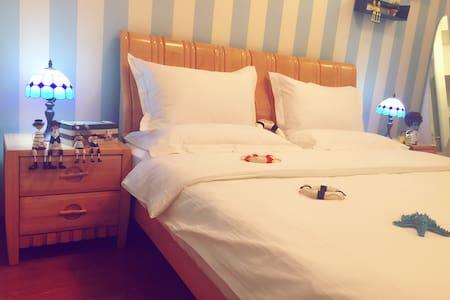 北美新天地南150米地中海风格一室一厅 - Taiyuan - Wohnung