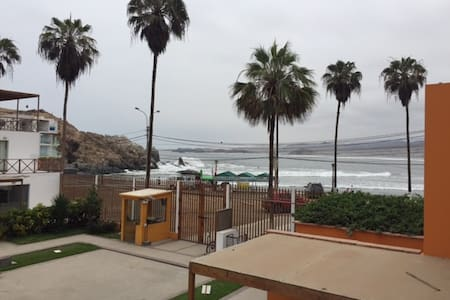 "Departamento frente al mar ""Beach & Surf"" - Apartamento"