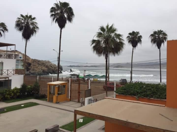 Departamento frente al mar Cerro Azul Beach&Surf
