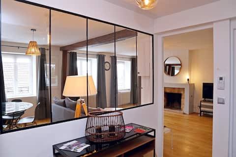 Fantástico apartamento perto da Disney e Paris
