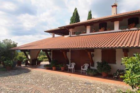Appartamento indipendente in villa, Val d'Orcia - Borgo Santa Rita - Wohnung