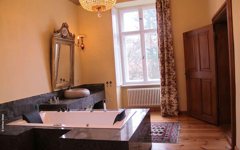 Schloss Stülpe - Suite Steinort - Nuthe-Urstromtal - Other
