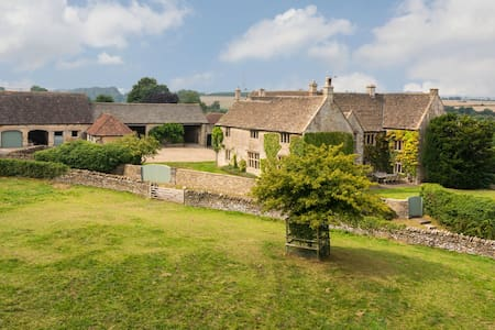 Cotswold Manor House, Near Bath  - West Kington