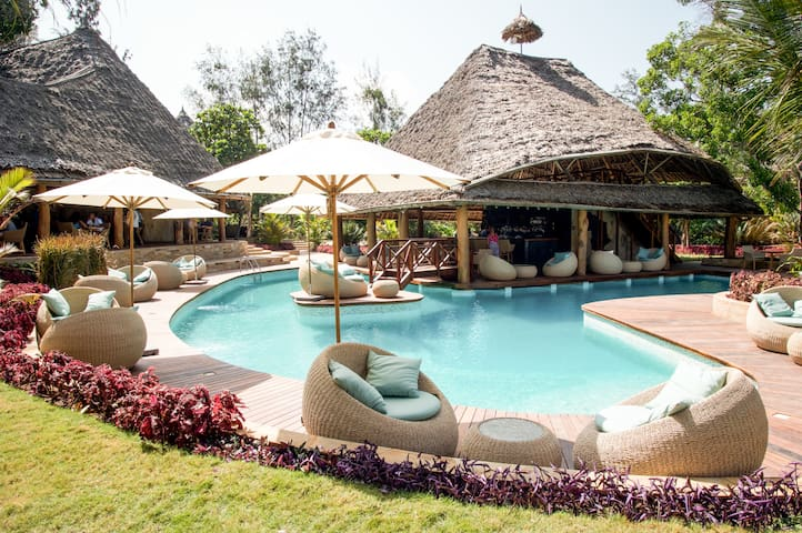Tulia Zanzibar Unique Beach Resort - Pongwe - Bungalo
