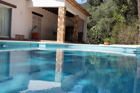 BEAUTIFUL VILLA SPAIN WITH POOL - Santa Cristina d'Aro - Villa