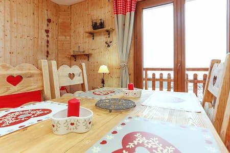 2 bedroom apartment in Passy - Passy - Byt