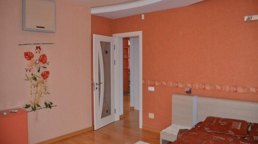 The cozy style Art apartment! - Moskova - Huoneisto