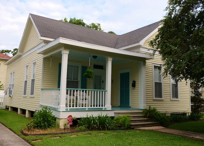 2BR, 2Bth Caldwell Cottage Sleeps 6 - Abbeville - Ev