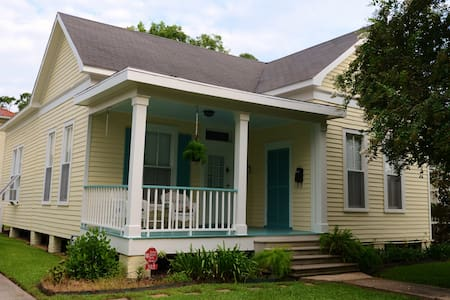 2BR, 2Bth Caldwell Cottage Sleeps 6 - Abbeville