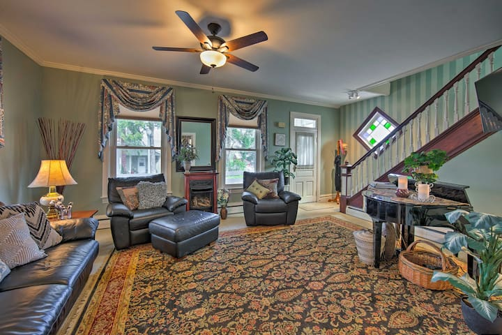 Settle right in among all the comforts and amenities of home.