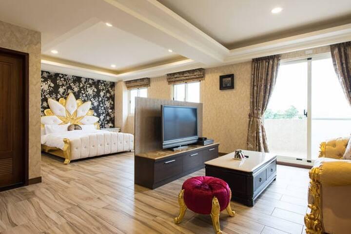 馬德里花園 - Room202 / 雙人房 - Yilan City - Villa