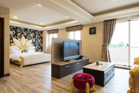 馬德里花園 - Room202 / 雙人房 - Yilan City