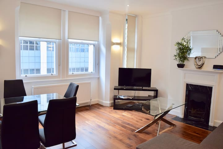 Beautiful Central London Apartment (FS2 II)