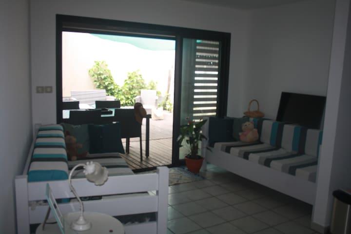 appartement T2 confort idéal couple et enfants