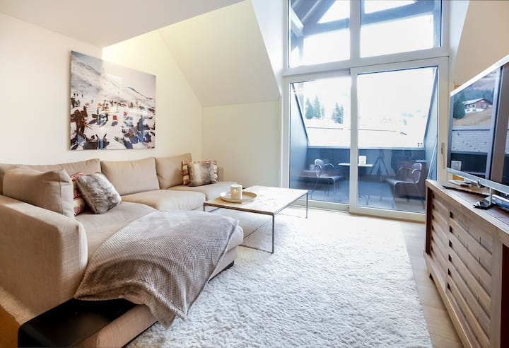 PENTHOUSE CROWN, diamond in Andermatt