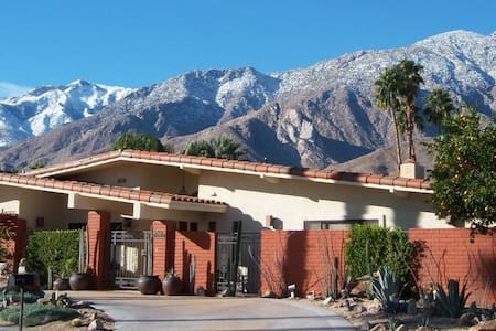 Luxury Villa Pool Spa - Palm Springs - Villa