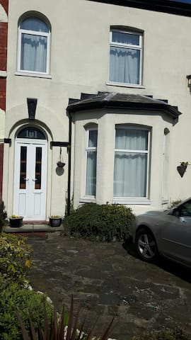 Victorian house close to  Royal Birkdale Golf Club