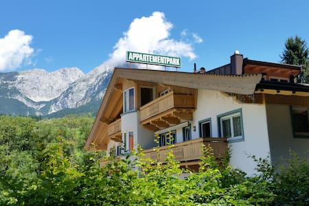 Luxuriöse Ferienwohnung für 4-7 - Scheffau am Wilden Kaiser - Apartment
