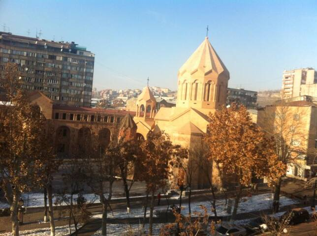 Luxury Apartment on Abovyan street.`Superior room` - Yerevan - Appartement