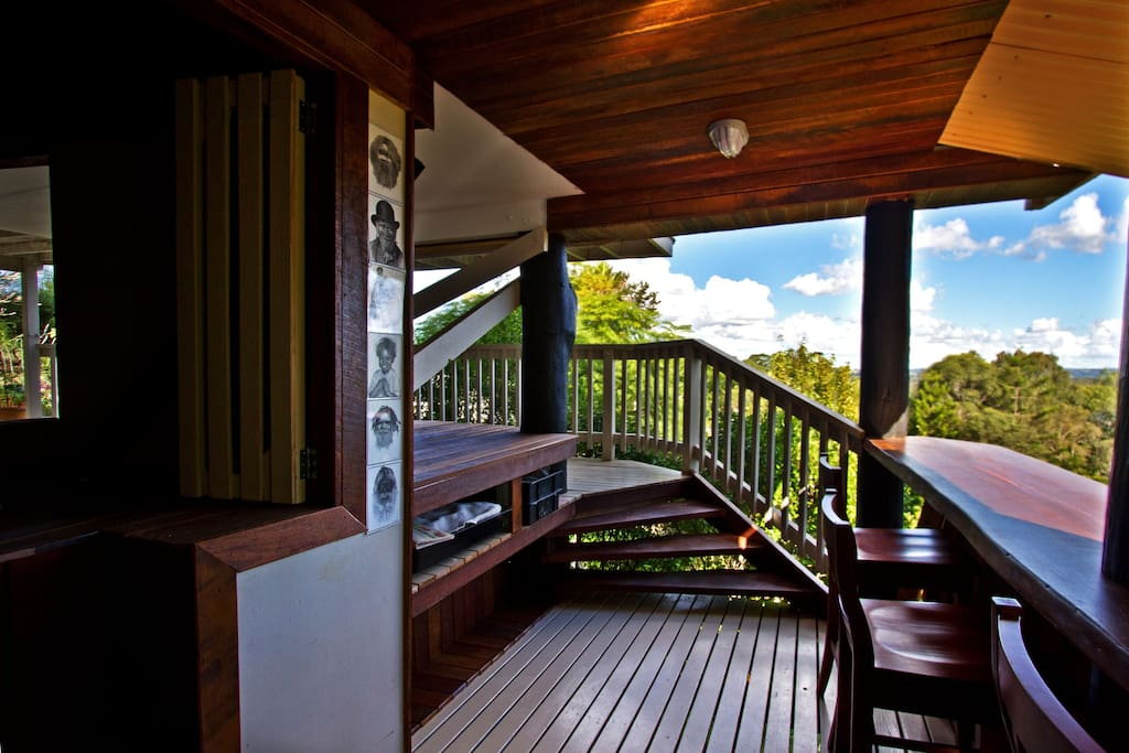 Lions Lookout Treehouse And Daybed Appartements Louer Ocean Shores Nouvelle Galles Du Sud