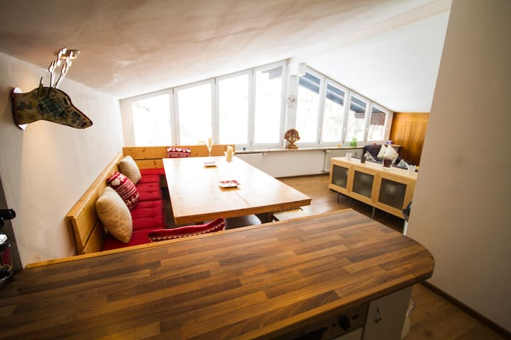 Maria Alm apartment for 6-8 people