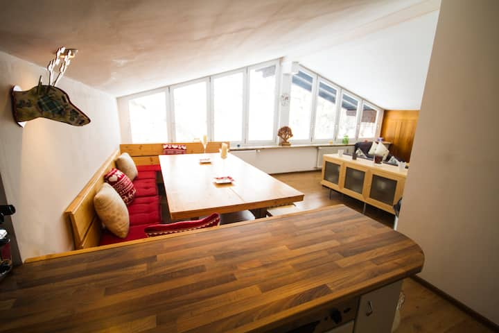 Maria Alm apartment for 6-8 people with HK card