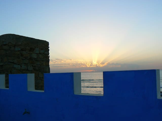 DAR KRIKIA (at the seaside) - Asilah - Huis