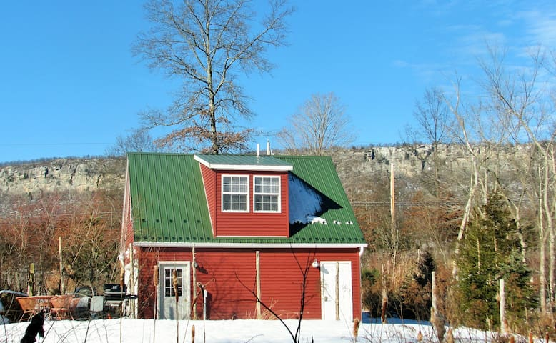 Majestic Shawangunk Mountain Views! - New Paltz - Apartamento