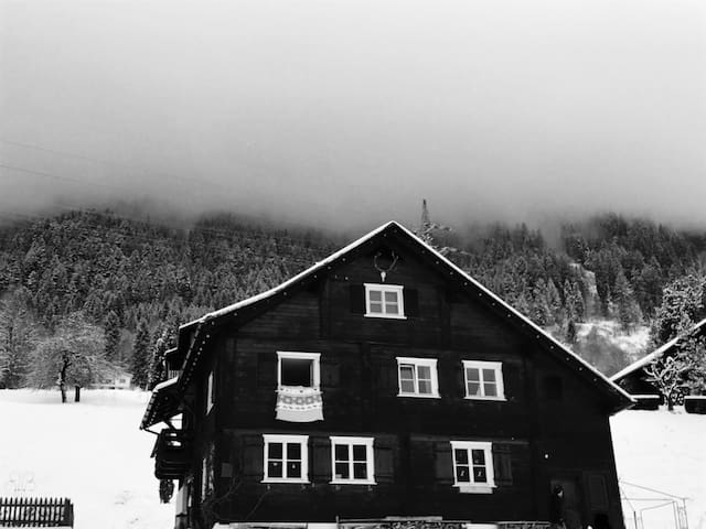 Hüttenzauber in Vorarlberg - Dalaas - Rumah