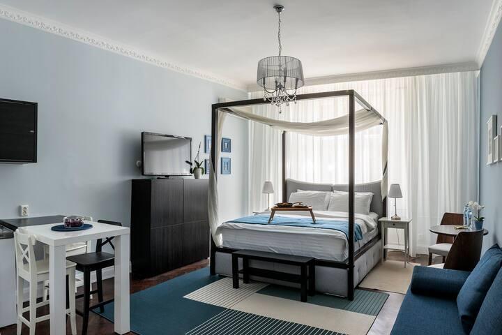Dream Of Novi Sad Studio Apartment No 2 March 2021 Apartment In Novi Sad Serbia 1 Bedroom 1 Bathroom